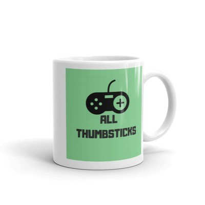 All Thumbsticks Mug