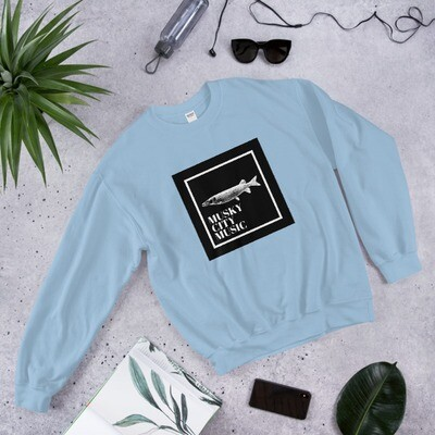 Musky City Music Crewneck