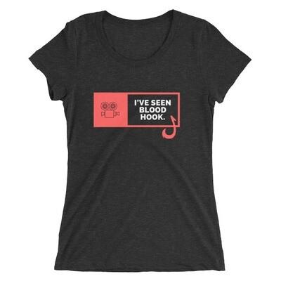 Women's Blood Hook Tee
