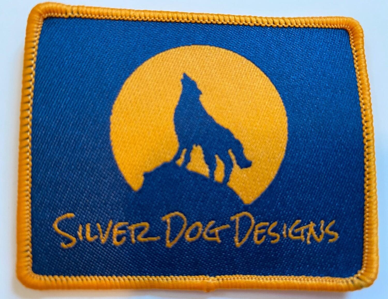 Silver Dog Designs Patch