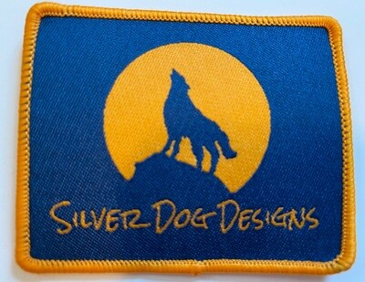 Silver Dog Designs Patch