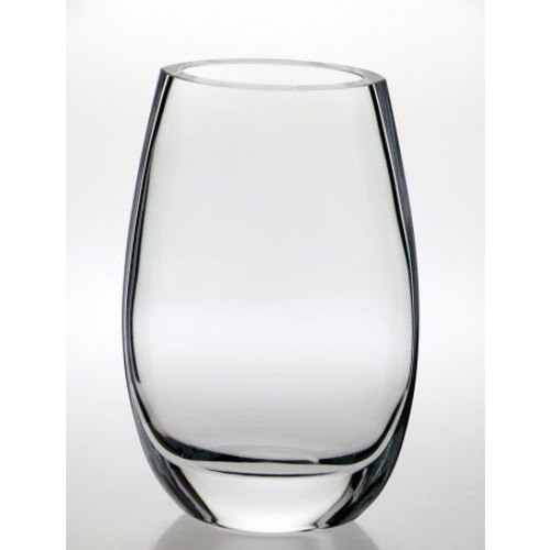 Engraved Freyja Glass Vase by Visla
