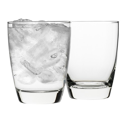 Milan Double Old Fashioned Glass 365ml
