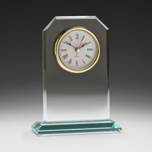 Oxford Glass Clock Award 170mm – CL4717