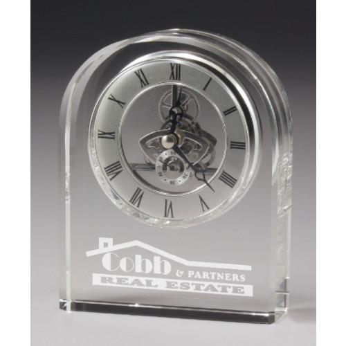Epoch Crystal Clock Award 145mm – CL854