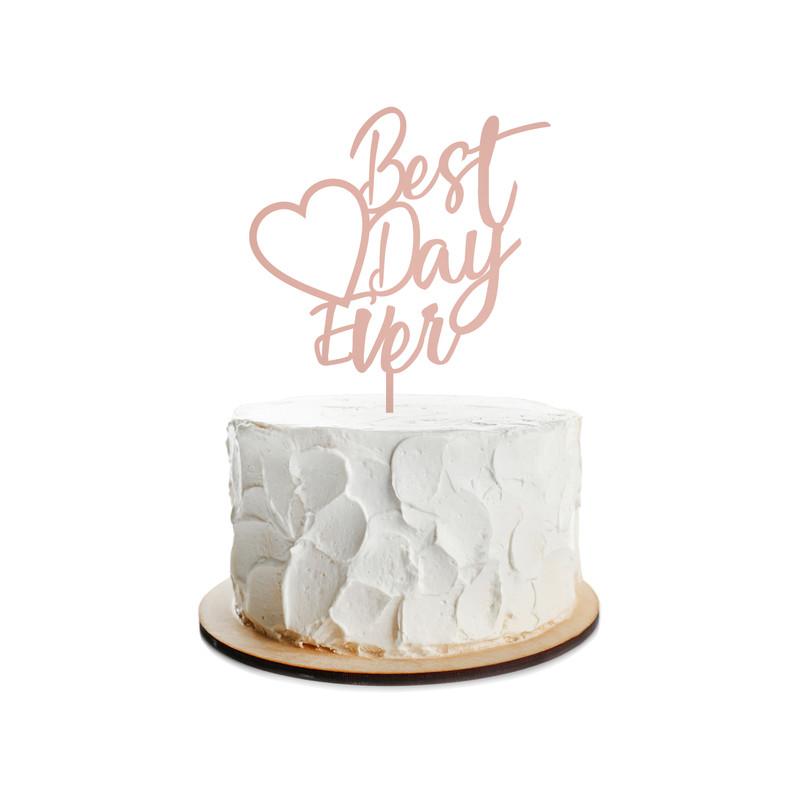 Wedding Cake Topper Design 13