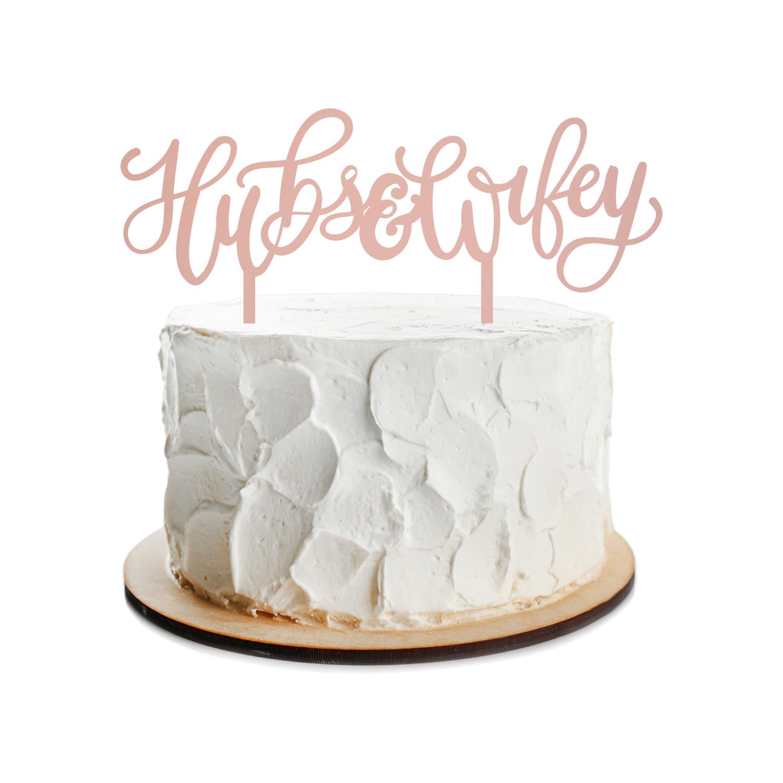 Wedding Cake Topper Design 14