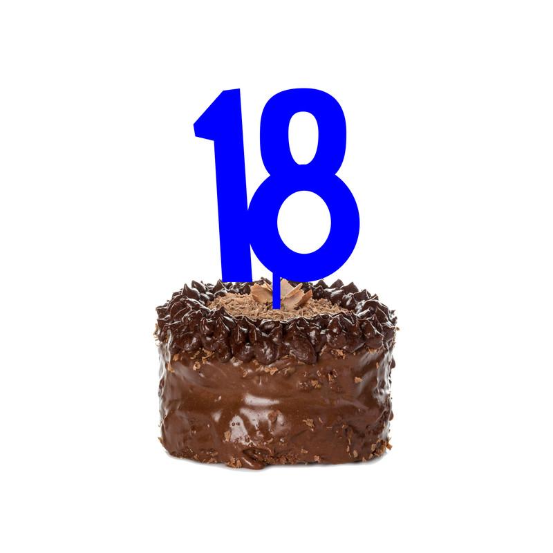 Birthday Cake Topper Design 17