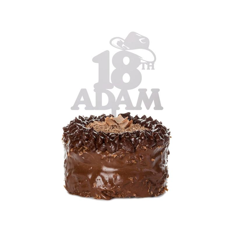 Birthday Cake Topper Design 20
