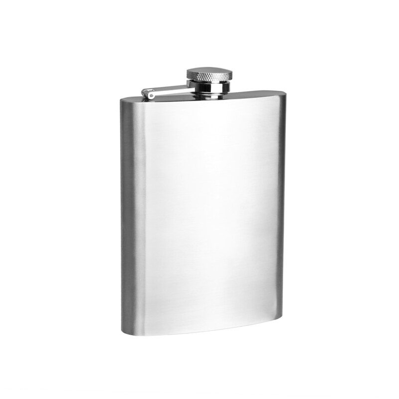 Stainless Steel Hip Flask 170ml
