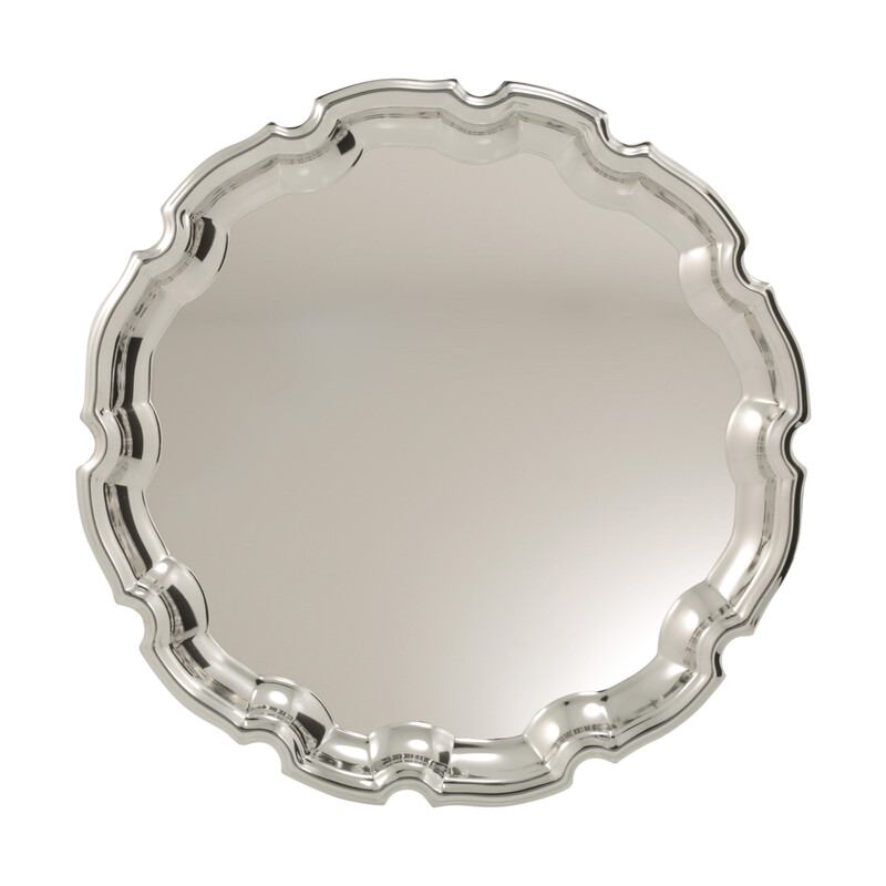 Ornate Metal Tray TRY02A TRY02B TRY02C
