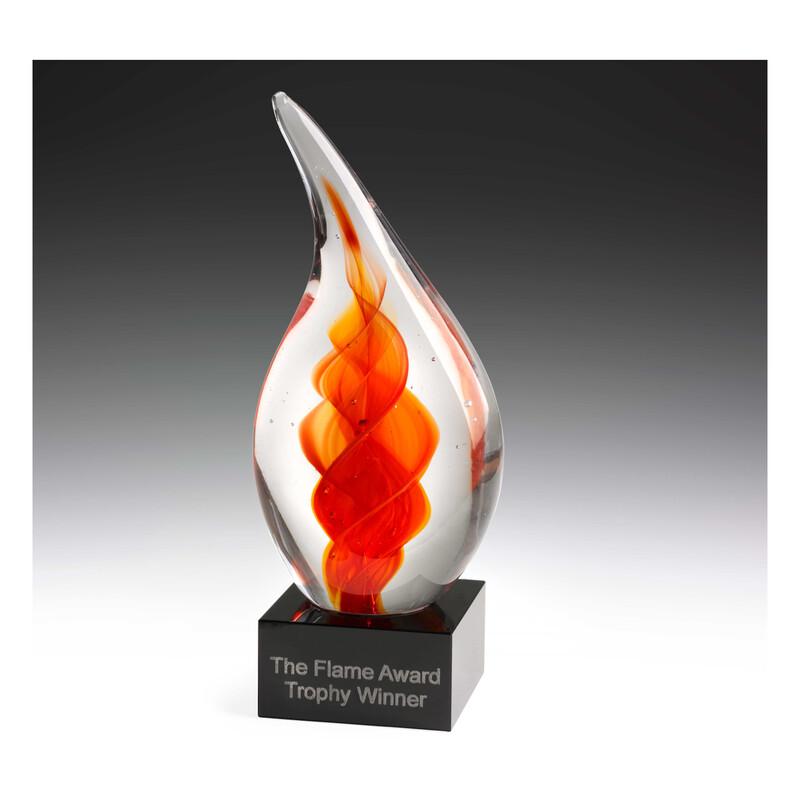 Art Glass Vulcan AG306