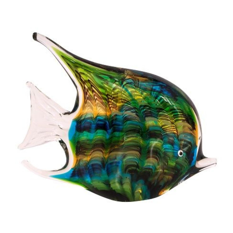 Holaa Fish Art Sculpture by Zibo
