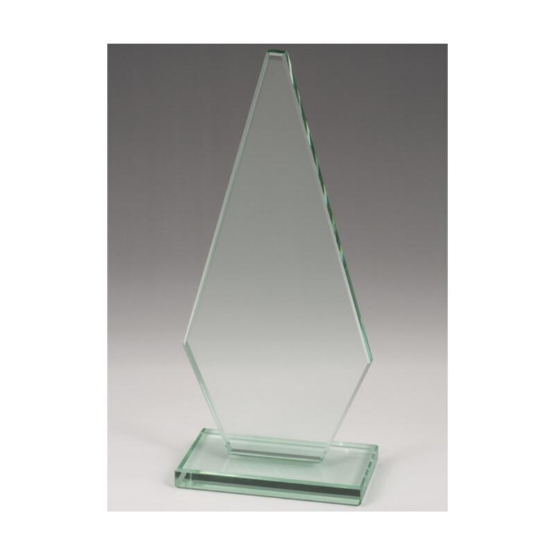 Jade Glass Trophy - BGT2A, BGT2B, BGT2C