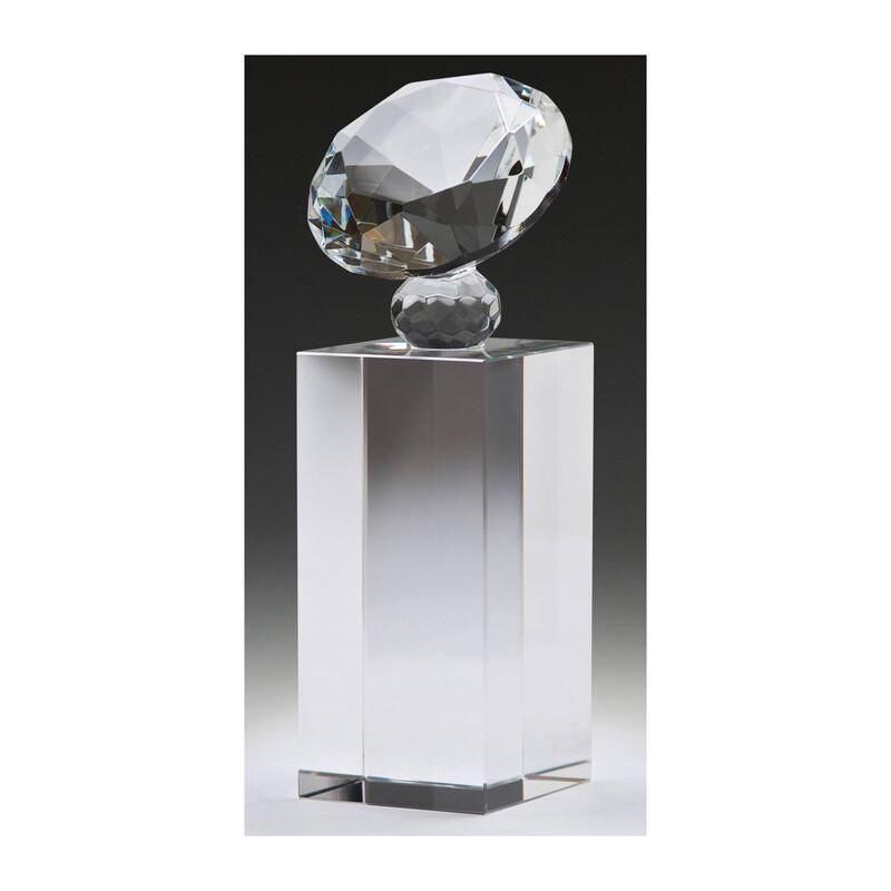 Crystal Diamond Block - CY188A, CY188B & CY188C