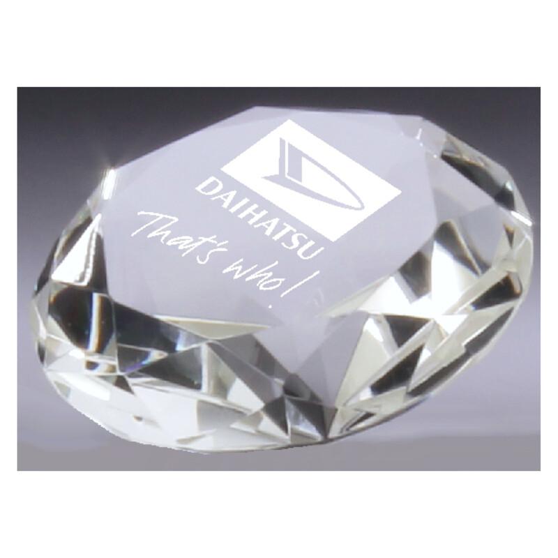 Crystal Multi-Facet Diamond - CC138S & CC138L