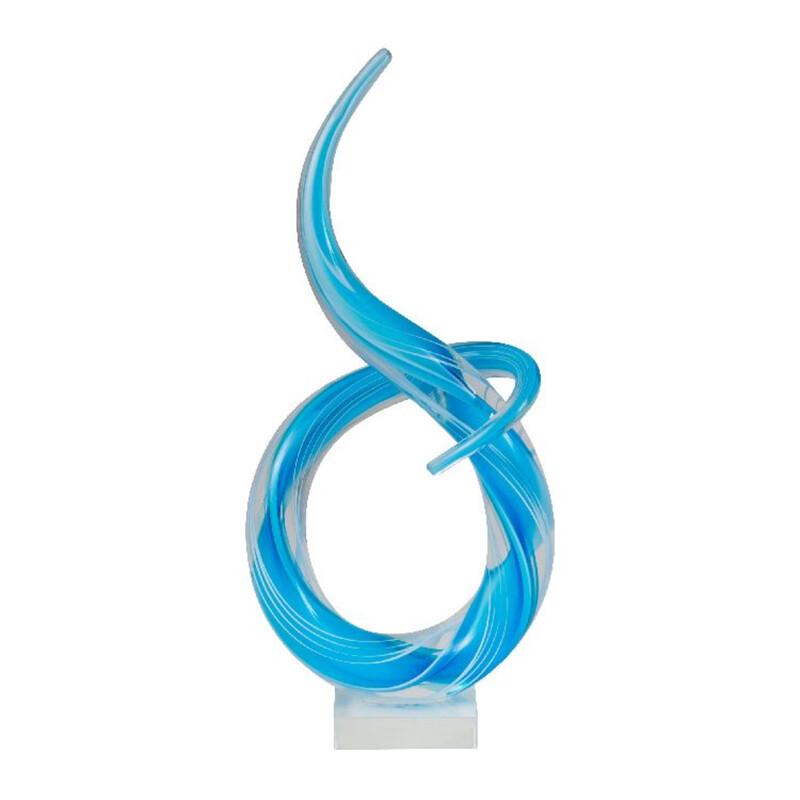 CCG Loop Sculpture by Zibo