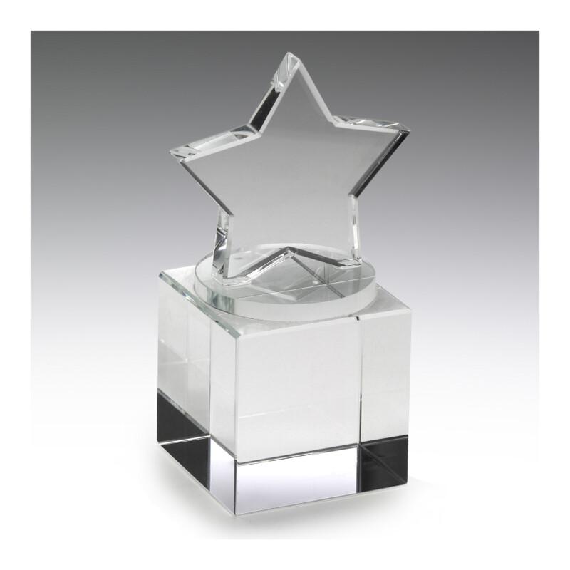 Crystal Mini Star Award - WC50
