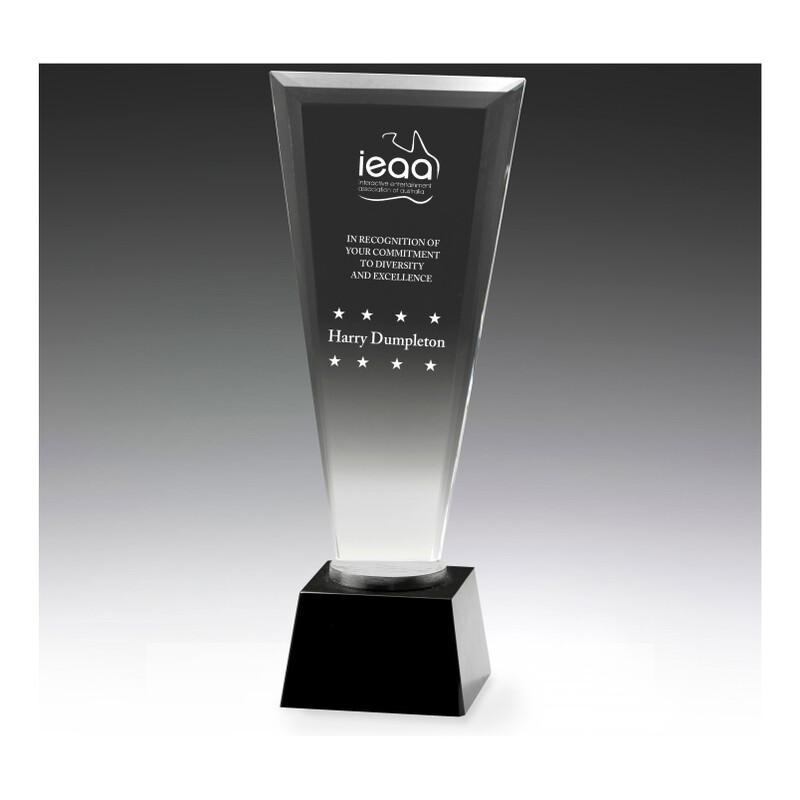 Hallmark Crystal Award