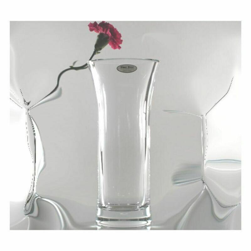 Flared Cylindric Vase