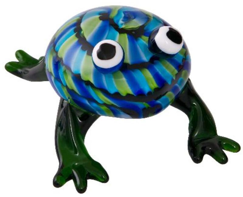 Frog2s Sculpture by Zibo