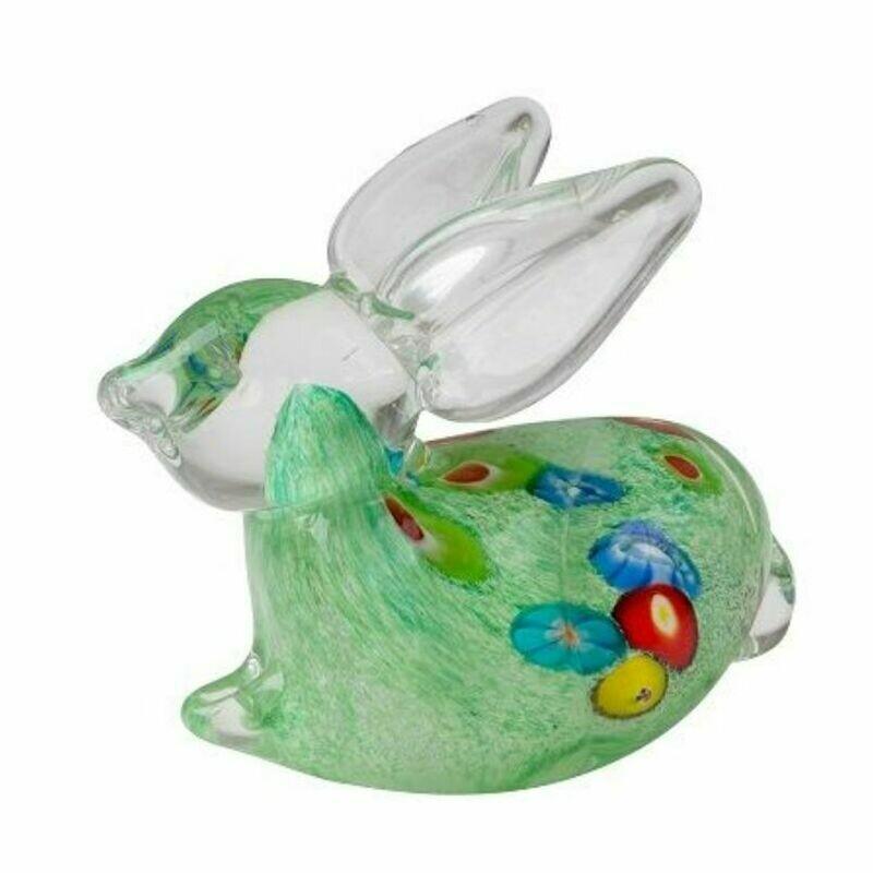 Rabbit Sculpture by Zibo