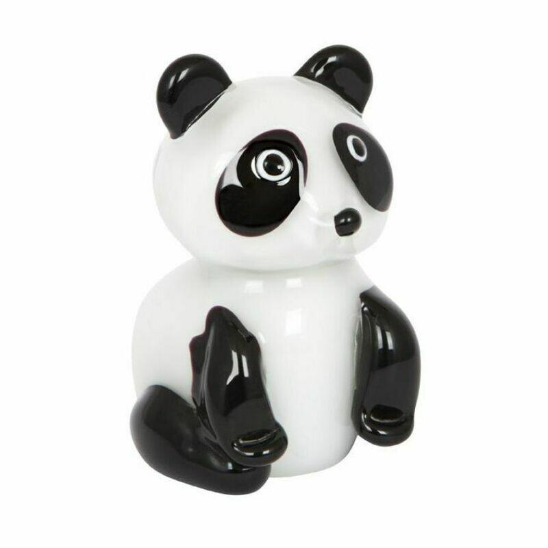 Panda Sculpture by Zibo