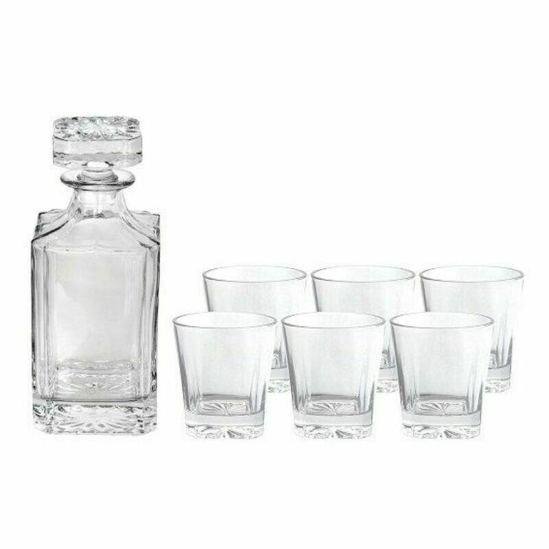 Ulysses Whisky 7 Piece Set