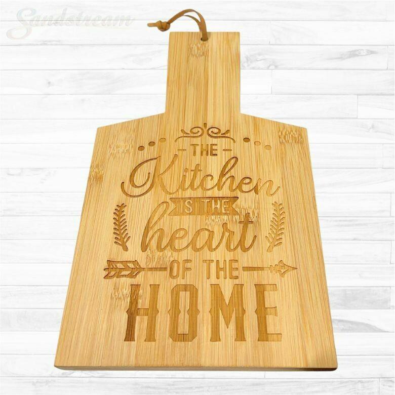 """Bamboo """"Kitchen"""" Mini Board"""