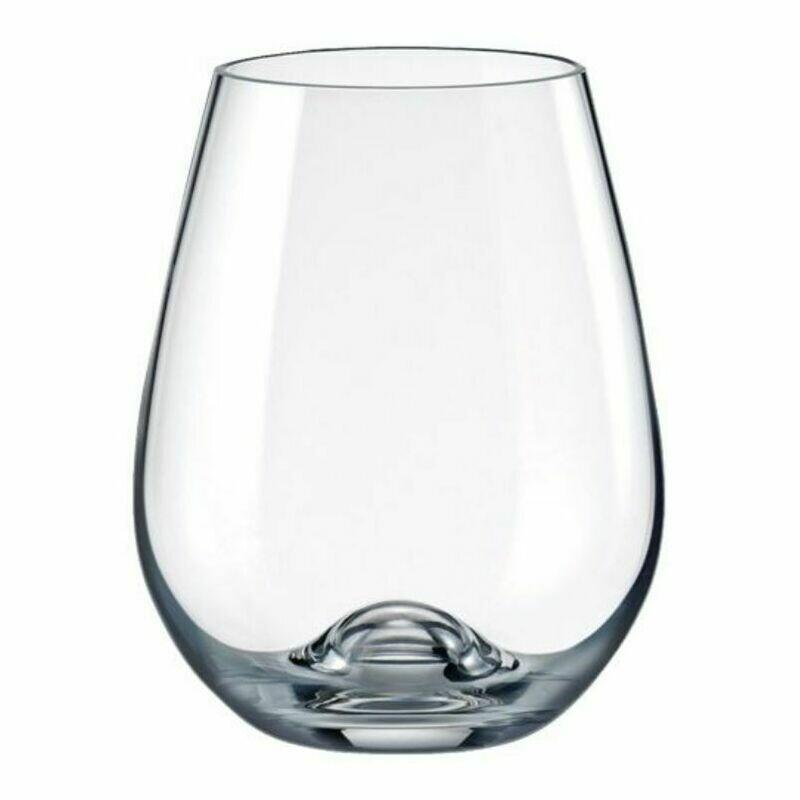 Master Stemless Wine Glass 460ml