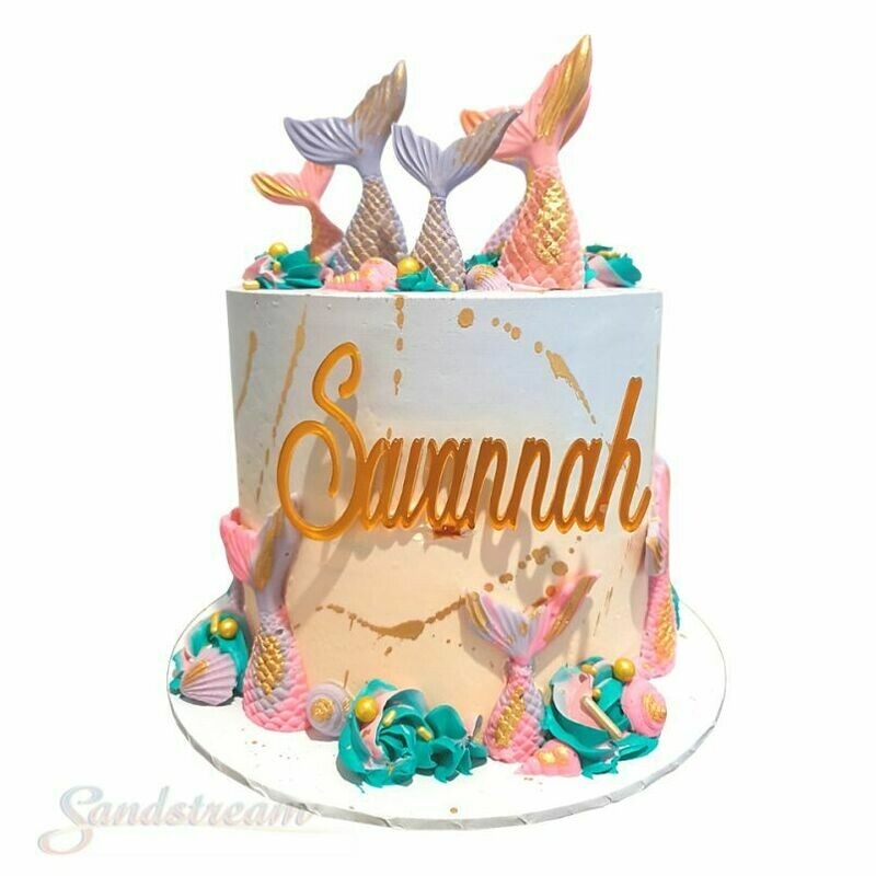 Cake Topper Design 1