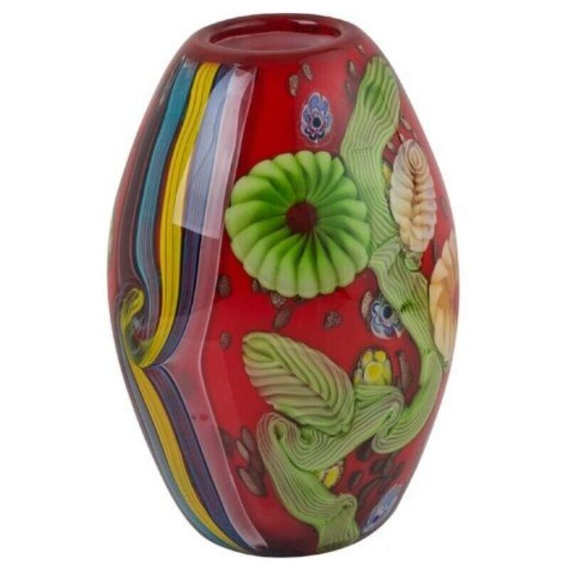 Beijing Vase by Zibo