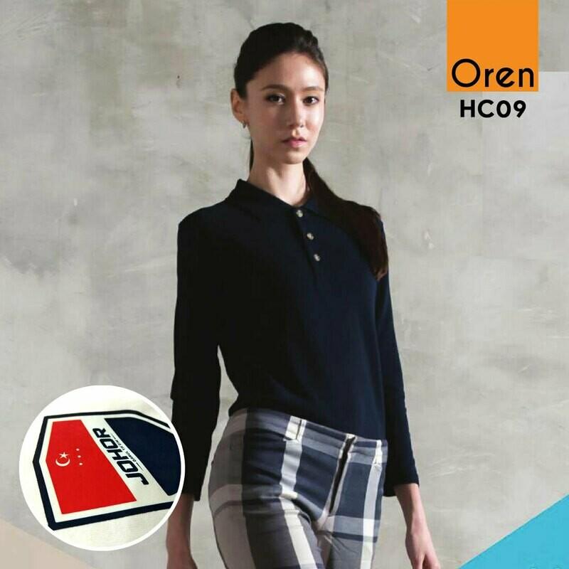 ORENSPORT HC09 Honeycomb Long Sleeve (HD Print)