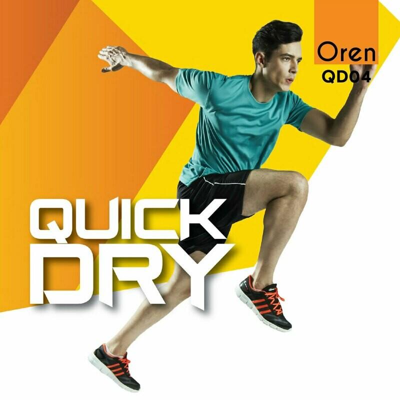ORENSPORT QD04 Microfibre (HTV Print)