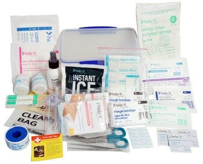 Early Childcare First Aid Kit 1-20 First Aid Kit
