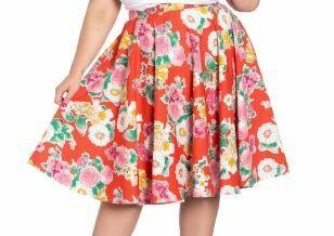 Marguerita Skirt  Sizes 18 - 20 & 22