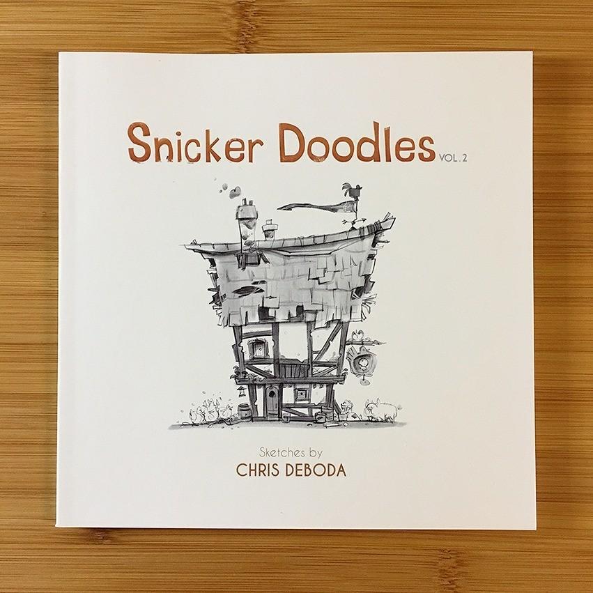 Snicker Doodles Vol. 2