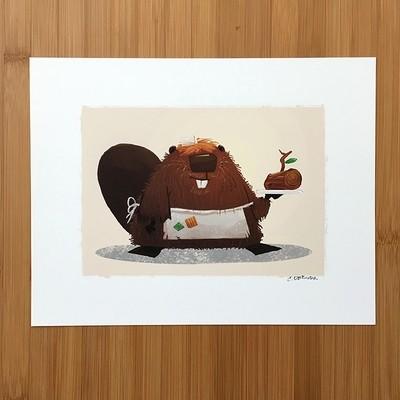 The Beaver Waiter