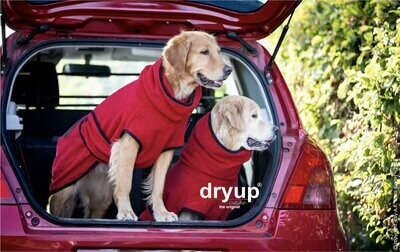DryUp Cape - Red Papper