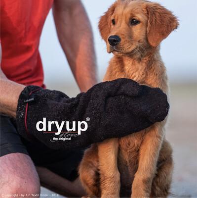 Dry Up GLOVE - Frottehandschuh zum Pfotenreinigen