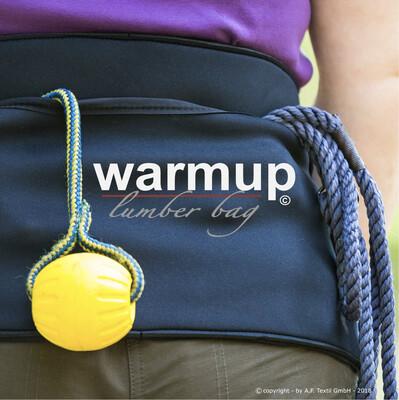 Warm Up lumber bag - Nierengurt mit Tasche für Sie / Ihn - Konfektionsgröße L/XL 42-48