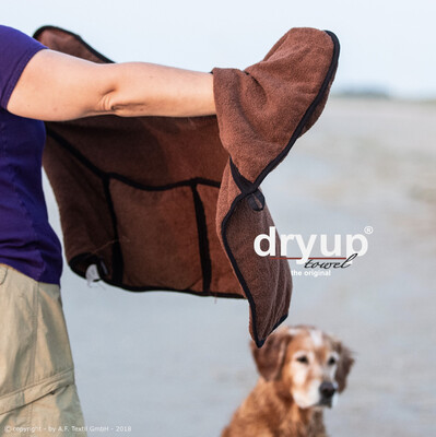 Dry Up TOWEL - Hundehandtuch aus 100% Baumwolle