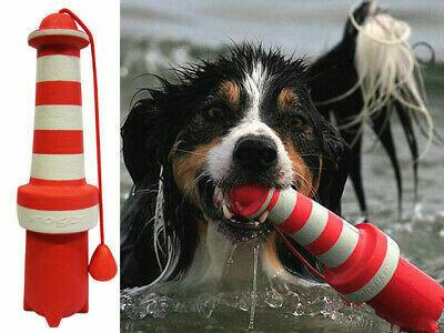 ROGZ Hundespielzeug Lighthouse schwimmender Leuchtturm
