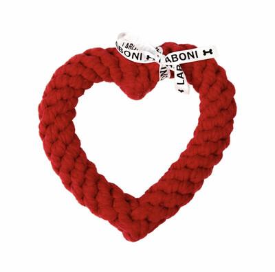 Laboni Toys Hundspielzeug Hertha Heart - 15cm