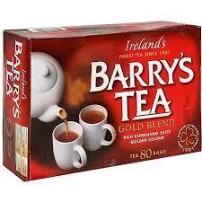 Barry's Tea Gold Blend 80's