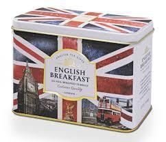 Ahmad Tea English Breakfast GB Tin