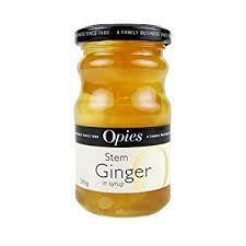 Opies Stem Ginger 280g