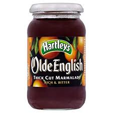 Hartley's Olde English Thick Cut Marmalade 454g