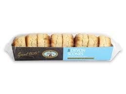 Haywood Devon Scones 8pk