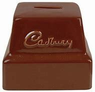 Cadbury Chocolate Chunk Ceramic Money Box